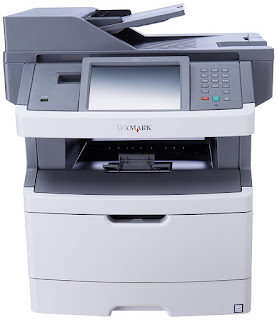 Lexmark X466de Driver Download