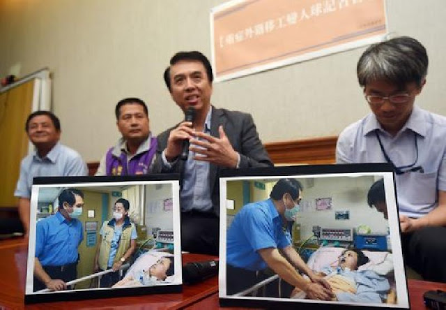 Pemerintah Taiwan Diminta Adakan Saluran Khusus Untuk Bantuan Biaya Pengobatan TKA yang Sakit Parah
