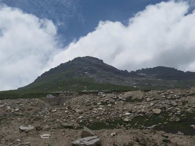 Towards Rohtang Pass, Manali