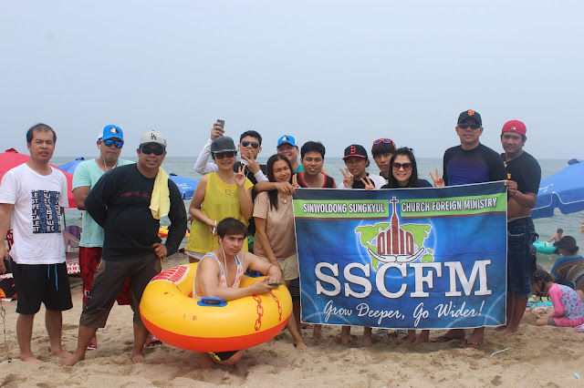 5 Reasons Why You Should Check Out Naksan Beach (낙산 해변) in Yangyang, Gangwondo