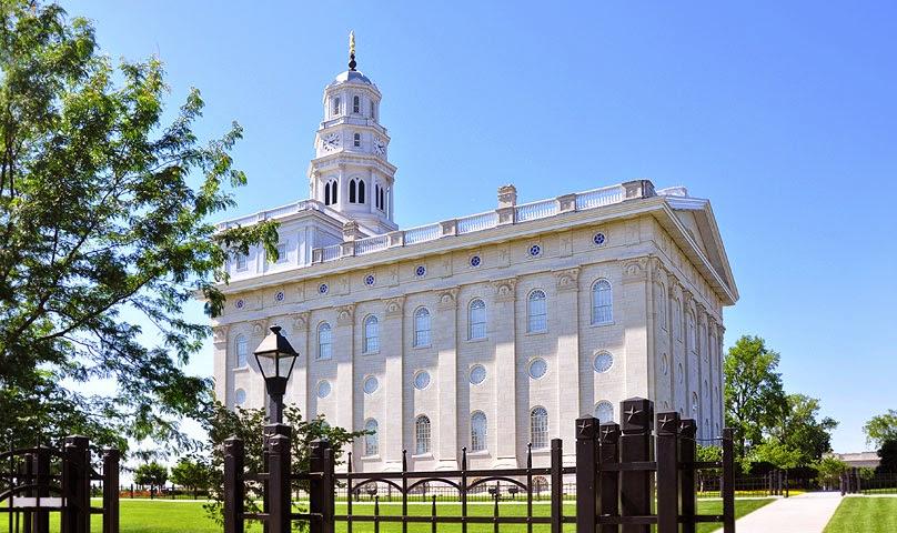 16 Fakten über Mormonentempel