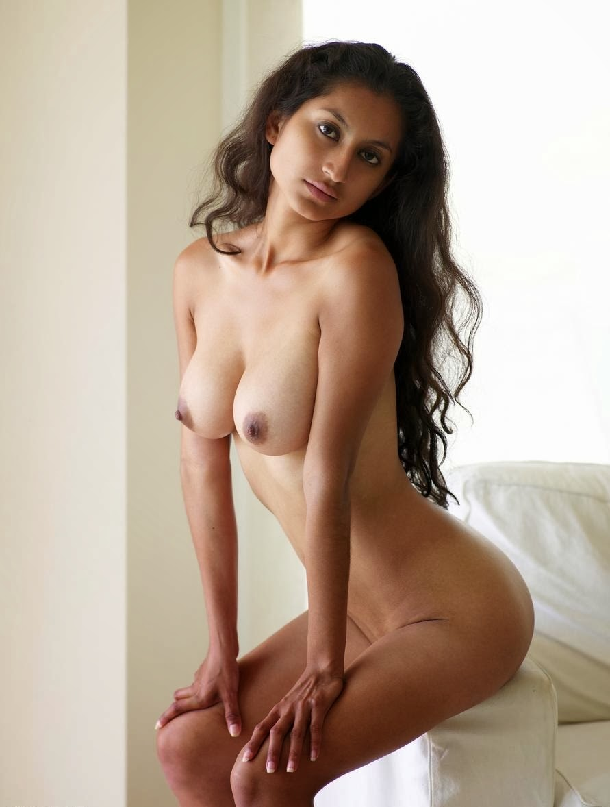 indian model Nude slim