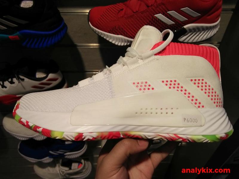 new arrivals 35692 2ef92 adidas Dame 5  All Skate    Analykix