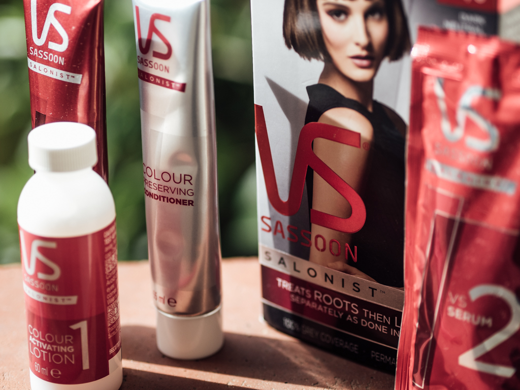 Beauty - At Home Colouring With Vidal Sassoon Salonist