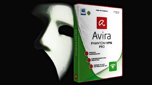 برنامج Avira Phantom Vpn مع مفتاح تفعيل