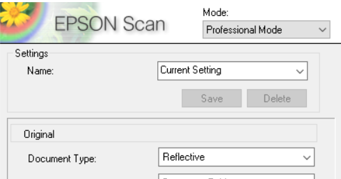 Scanning RAW (Uncalibrated) with Epson-brand Scanners - Video Game