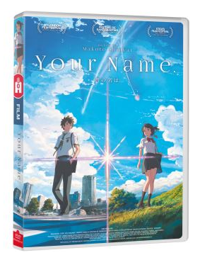 DVD Your Name - 19,99€