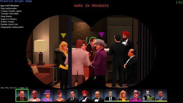 SpyParty PC Game