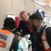 Woman delivers baby boy on a train at London Bridge station
