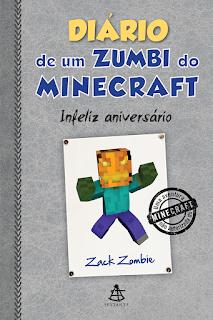 Diário de um zumbi do Minecraft #9, Zack Zombie