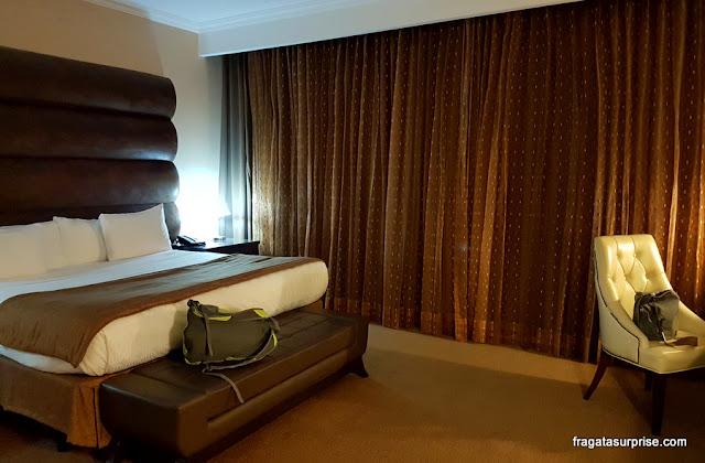 Hospedagem no Panamá, Hotel Eurostars Panama City