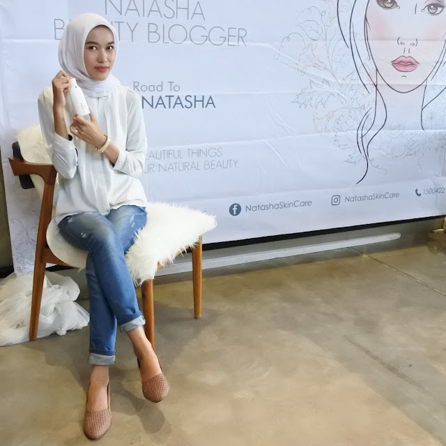 Meet and Greet Natasha Beauty Blogger Bandung