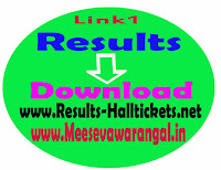 Kakatiya University B.Pharmacy 2016 Exam Results
