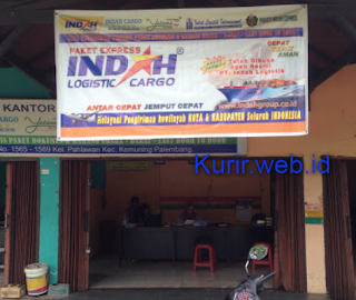Alamat agen Indah Logistik Cargo di Palembang