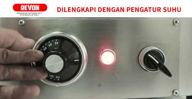 Jual Warmer Fried Chicken di Yogyakarta