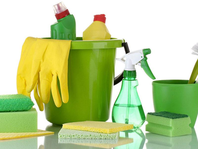 المثالية لتنظيف المنازل برأس تنورة