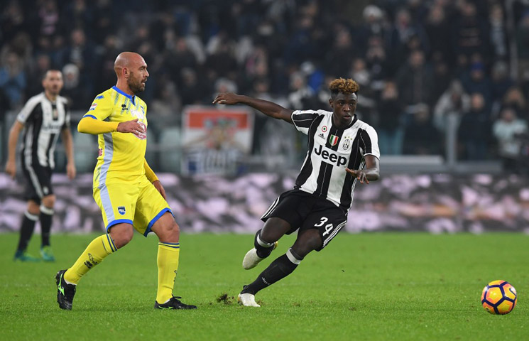 "Giovanni Kean: ""Moise će potpisati ugovor sa Juventusom"""