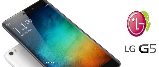 LG G5 es el nuevo smartphone de la marca