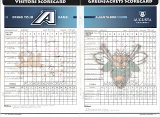 Braves vs. GreenJackets, 09-04-16. GreenJackets win, 8-3.