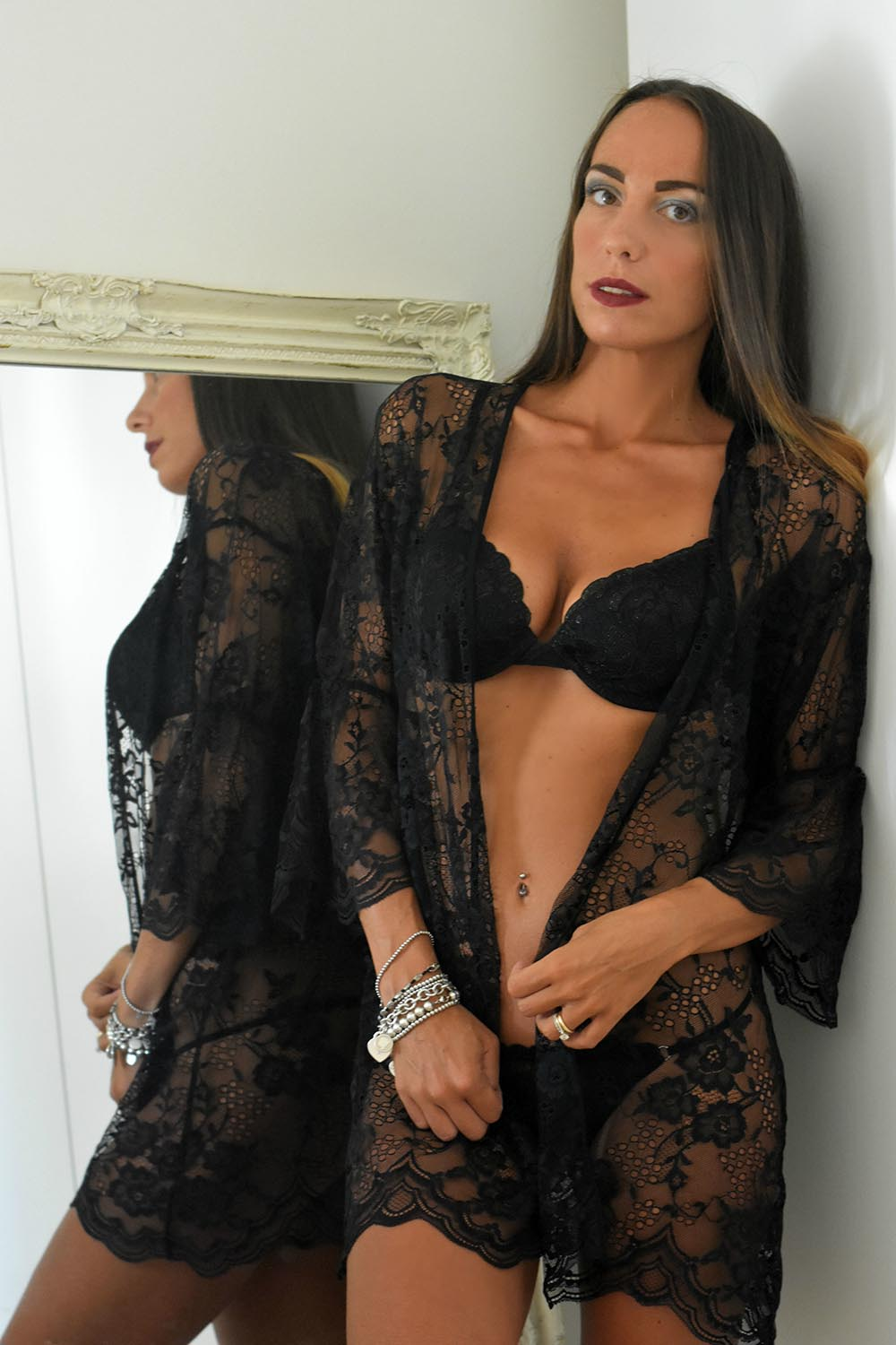 completo intimo Valery Lingerie