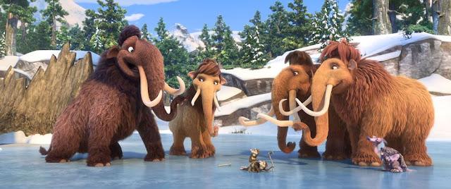 Doba ledová: Mamutí drcnutí (Ice Age: Collision Course) – Recenze