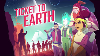 Ticket to Earth APK MOD OBB
