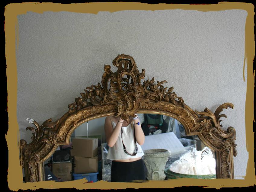 Have Some Decorum Antique Sale Day 1 Mirror Mirror On