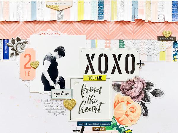Maggie Holmes Design Team : XOXO