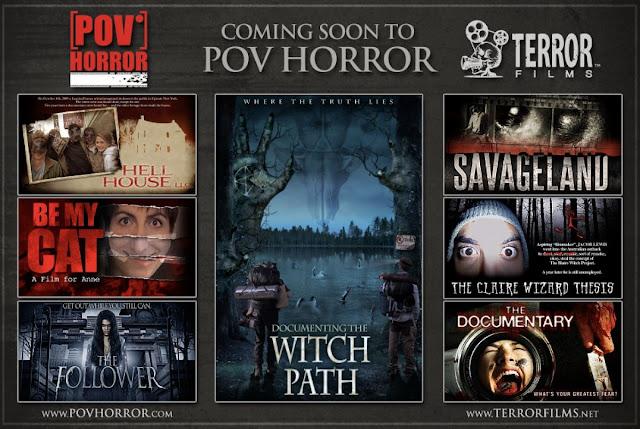 Terror Films & POV Horror Image