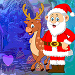 Games4King Santa With Dee…