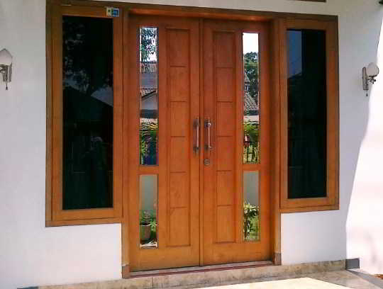 33 Model Pintu Utama Daun Pintu Rumah Minimalis Modern Terbaru