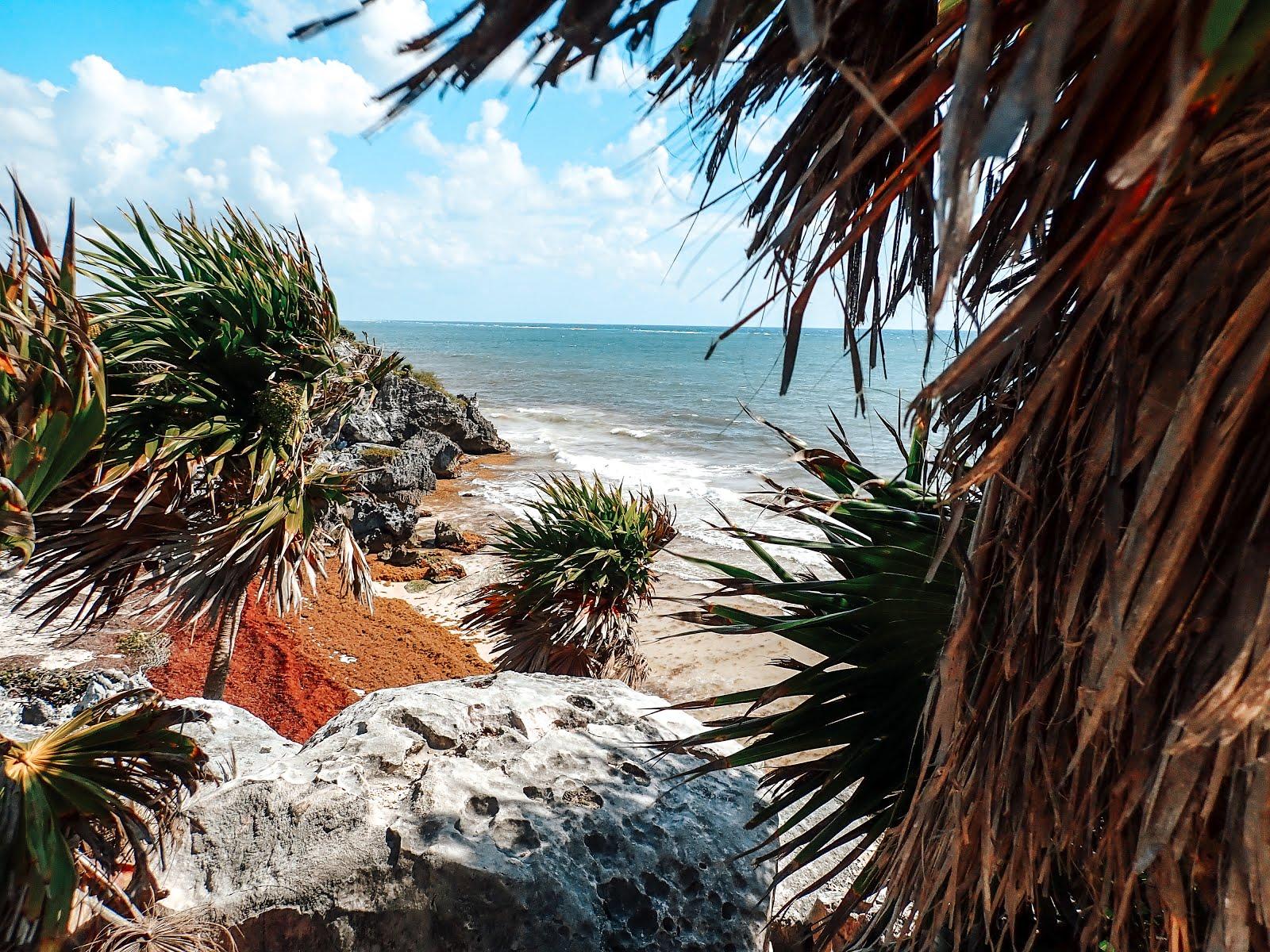 tulum une ancienne cité maya au bord des Caraïbes