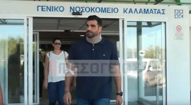 Griechenland: Linker Parlamentarier wegen Haltung in Mazedonien Frage verprügelt