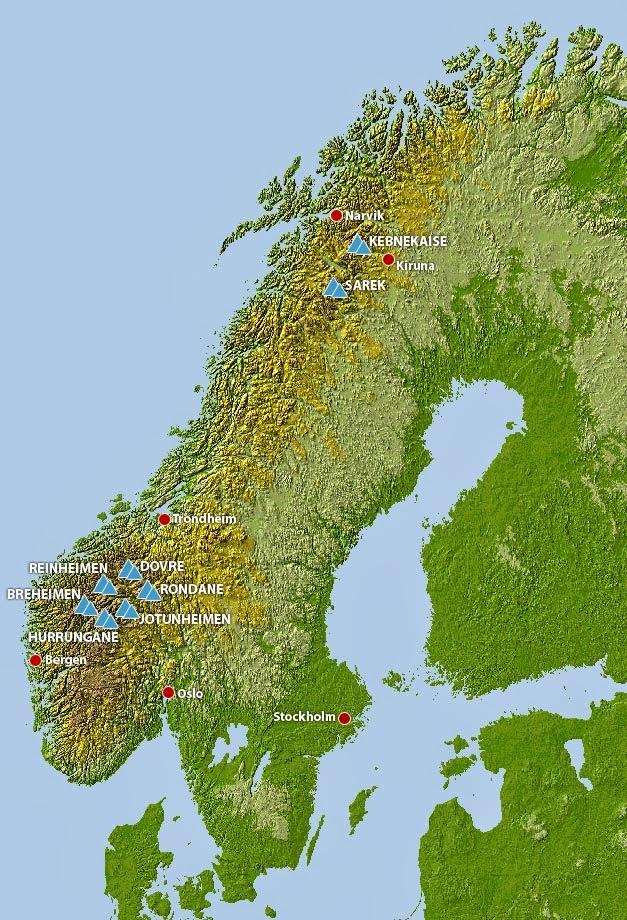 Ripasso Facile Breve Riassunto Scandinavia