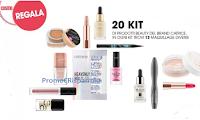 Logo Cosmopolitan : vinci gratis 20 kit composti da 13 prodotti Catrice