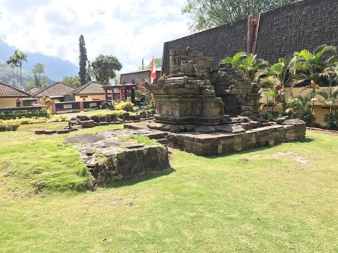 Candi Songgoriti Batu Malang, Dulu Terkenal Sekarang Dilupakan