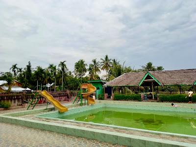 Kolam untuk anak-anak