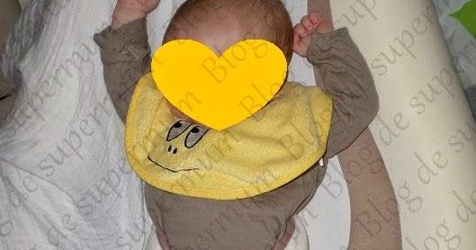 bebe glisse avec plan incline