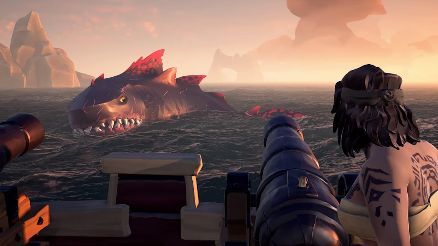 sea of thieves shrouded spoils new megalodon variants