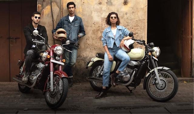 Jawa Motorcycles India