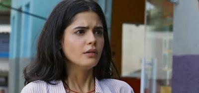 Laila (Julia Dalavia) ficará arrasada ao saber que o mocinho escondeu a verdade em Órfãos da Terra