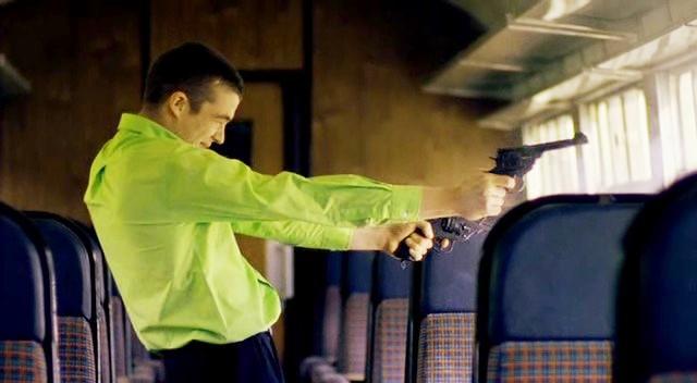 """six shooter"""", martin mcdonagh hace de la tragicomedia una pose"""