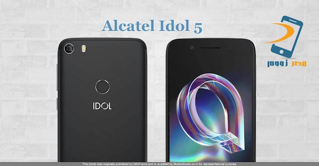 مواصفات وسعر الهاتف Alcatel Idol 5  بالصور