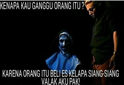 Foto Meme Valak