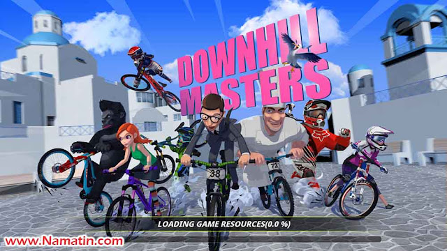 mod downhill master android