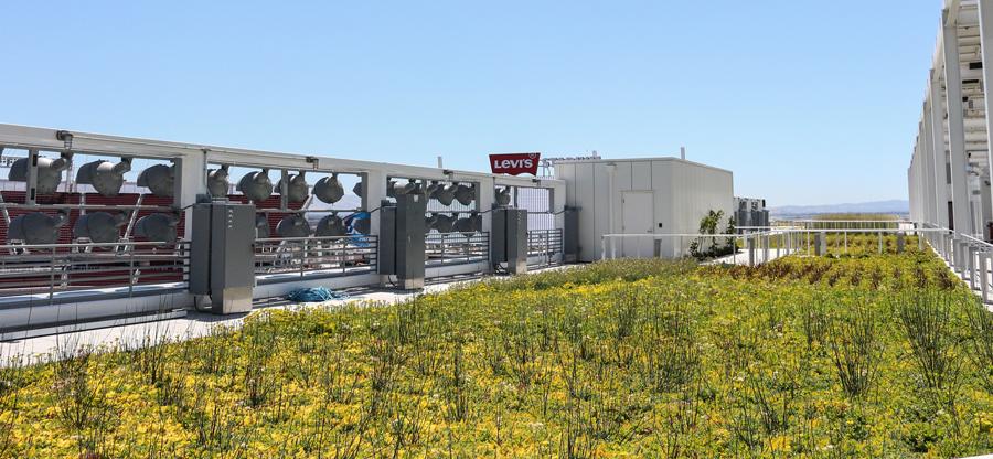 levi's stadium superbowl sostenibilità