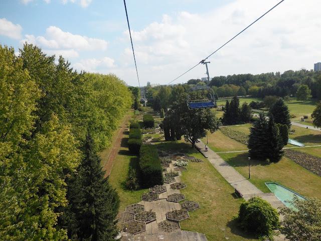 Park Śląski w Chorzowie atrakcje