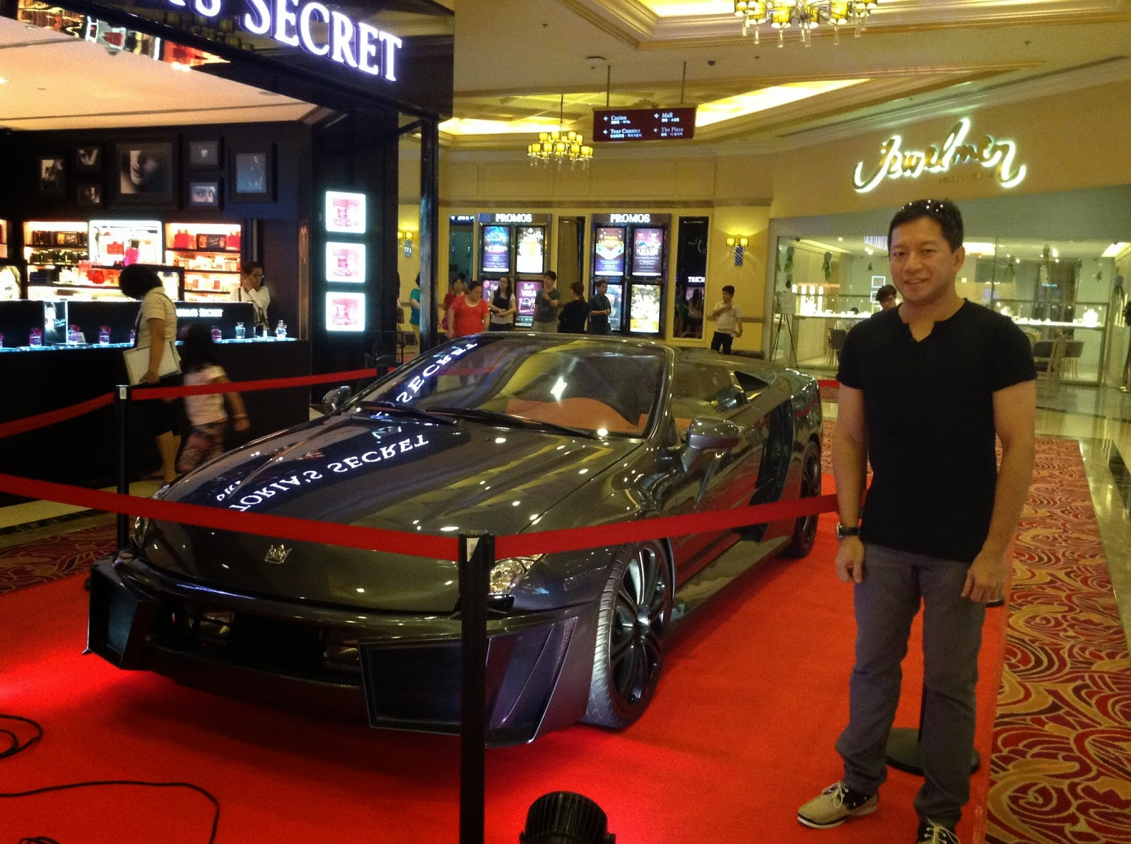 Best Of 2014 Trans Sport Show at Resorts World Manila