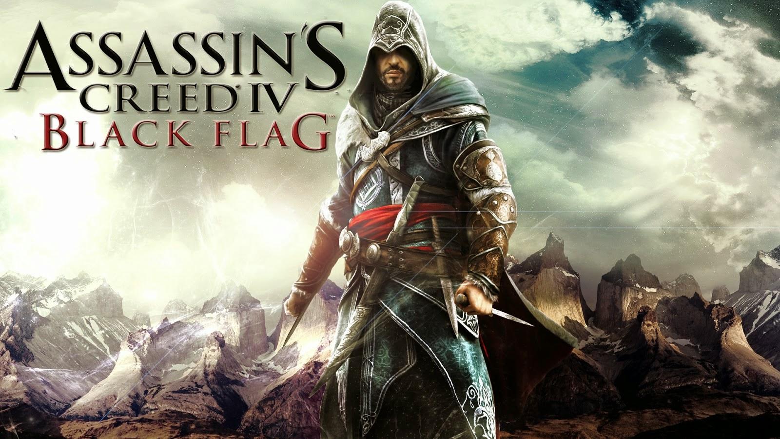 PkzGame แจกเกมส์ฟรีไฟล์เล็ก ไฟล์ใหญ่: ASSASSIN'S CREED IV BLACK FLAG [Repack] One2up