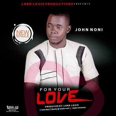 Gospel Music: For Your Love - www.mp3made.com.ng